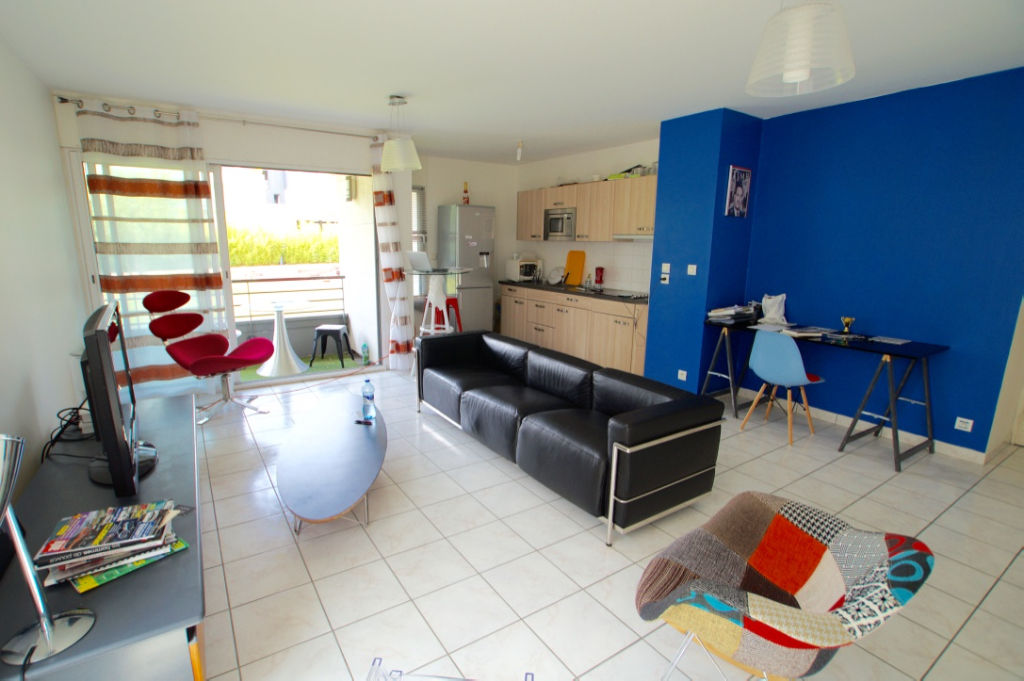 APPARTEMENT ANGERS RESIDENCE RECENTE, TERRASSE ET STATIONNEMENT