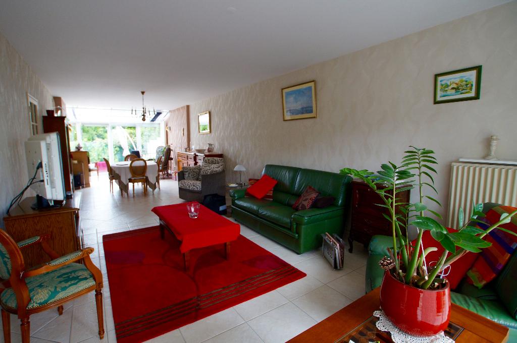 Maison Angers SUD 6 pièce(s) 140 m2, GARAGE ET JARDIN