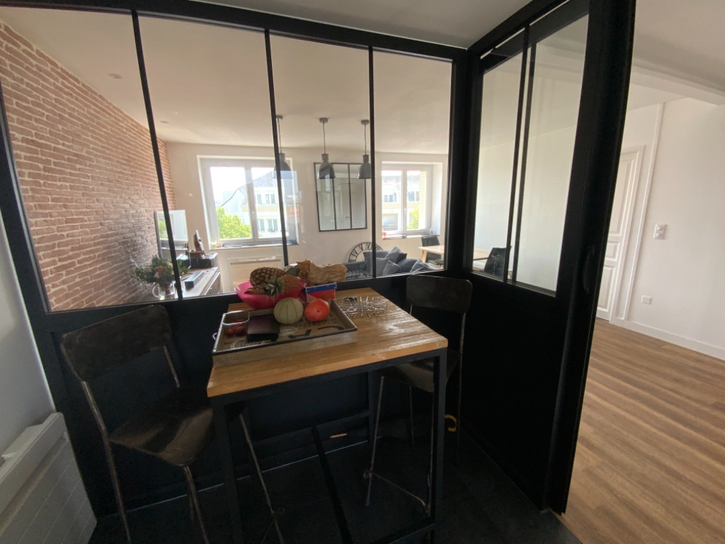 Appartement Angers T3, Place Ney