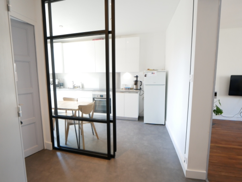Appartement T3 Visitation-La Gare, local vélo